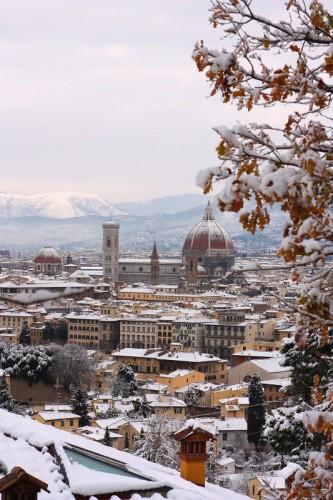 Firenze - La bella si veste di bianco - atto primo
