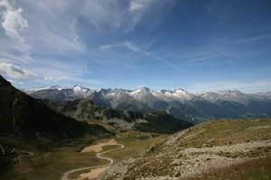Lassù sulle montagne …si vede il Sasso Nero