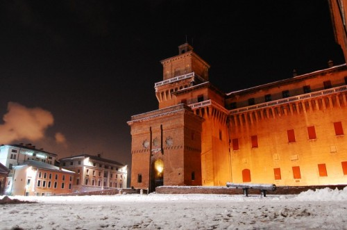 Ferrara - quando scende la sera...