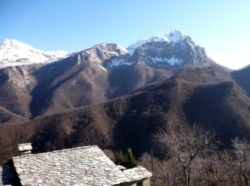 Molazzana - Pizzo delle Saette...sulle Apuane