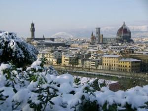 Firenze …oggi andiamo in bianco!
