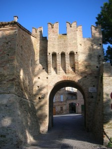 Montecassiano - Porta