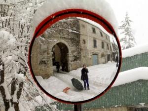 Porta Massara…allo specchio