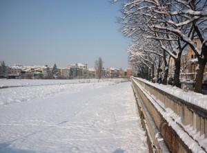 Parma  e il suo fiume
