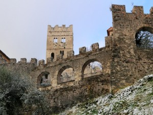 """""""Il Castello"""". Winter Col. #5"""
