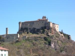 Bardi - il castello