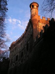 L'alba del bastione - Castello Malgrà