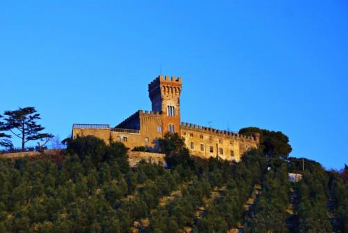 Campiglia Marittima - Castello di Magona
