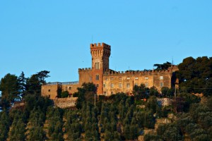 Un Castello tra gli ulivi