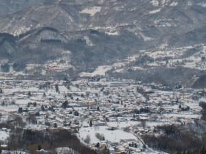 Neve…a pieve fosciana