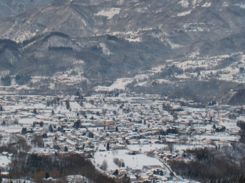 Pieve Fosciana - Neve...a pieve fosciana