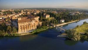Panorama col Castello