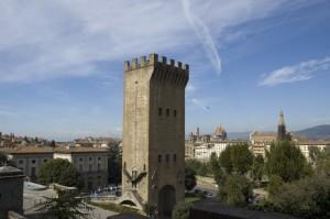 Scendendo da Piazzale Michelangelo