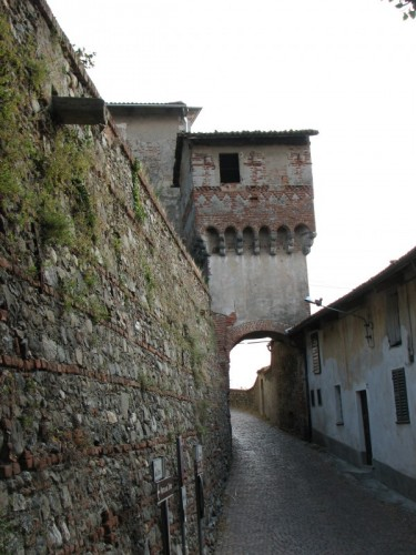 Romano Canavese - Torre Nord
