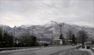 La neve di Camaiore