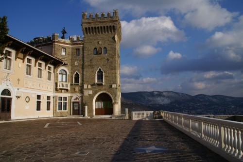 Trieste - Castelletto di Scorcola