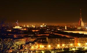 Notturno a Torino