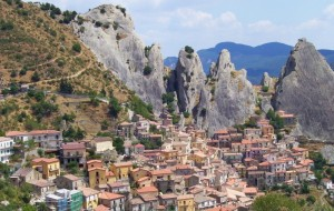 Castelmezzano:una perla della Basilicata