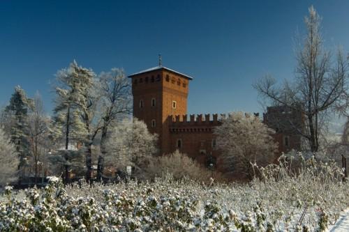 Torino - Neve + galaverna + sole= ....