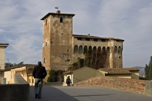 passeggiata a Rocca Strozzi