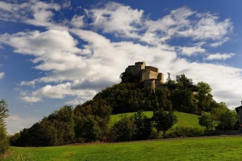 Canossa - Rossena e le sue nuvole