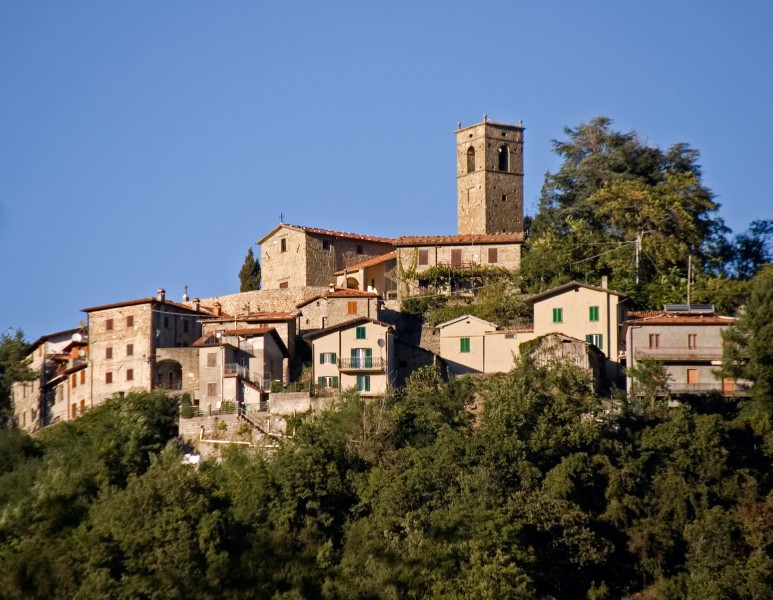 ''frazione Castagnola'' - Minucciano