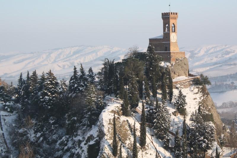 ''Torre orologio'' - Brisighella