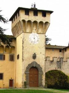 La torre di Cafaggiolo