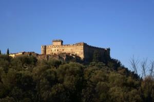 Castello nel blu