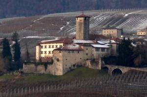 L'altro lato di Castel Valer
