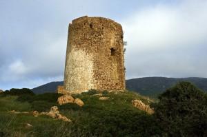 la torre di teulada