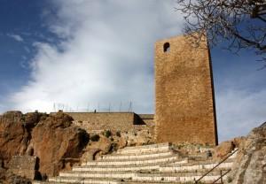 Il castello di Pollina