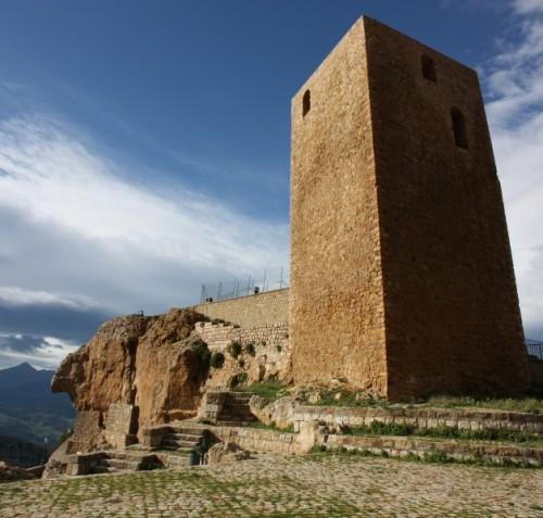 Pollina - Il castello sulla roccia
