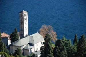 chiesa nel blu