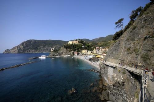 Monterosso al Mare - Passeggiata verso Monterosso