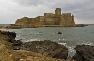 castello aragonese…