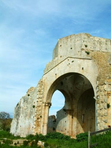 Magliano in Toscana - diroccato