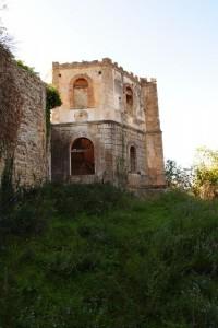 Ingresso di Torre Umberto