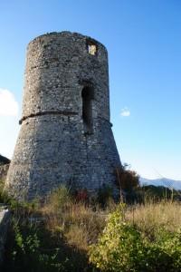 La torre dal lato Nord