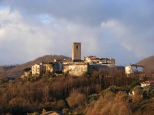 Tora e la torre Normanna