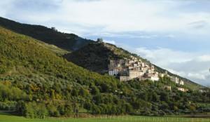 Panorama di Presenzano