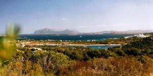 La Costa Smeralda a Romazzino