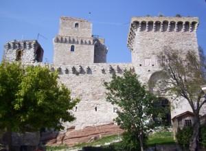 Rocca Maggiore interno