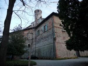 Il castello della Manta….