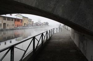Il Naviglio sotto il ponte