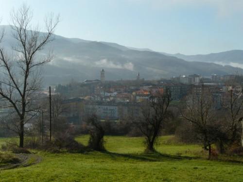 Borgo Val di Taro - Brume mattutine