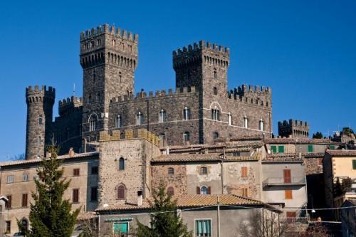 Acquapendente - Pietra Nera - Torre Alfina