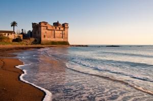 Sulla spiaggia… m non è un castello di sabbia