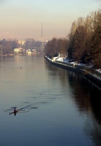 Torino - Torino e il suo fiume