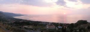Marina di Zambrone (VV), tramonto 2